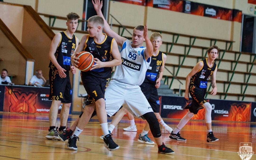 Artbud Basket Poznań – Enea Basket Piła
